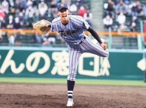 石田隼都投手