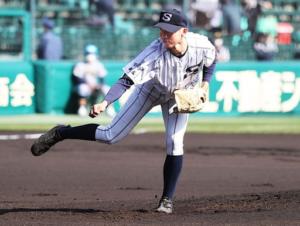 花田侑樹投手
