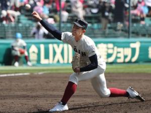 関戸康介投手