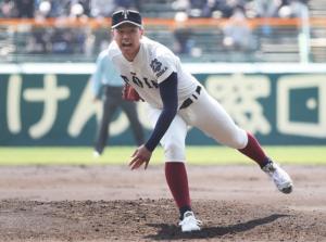 松浦慶斗投手